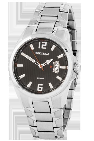 Sekonda 344M/1B - фото 1. наручные часы Sekonda 344M/1B - описание, отзывы, цены в России